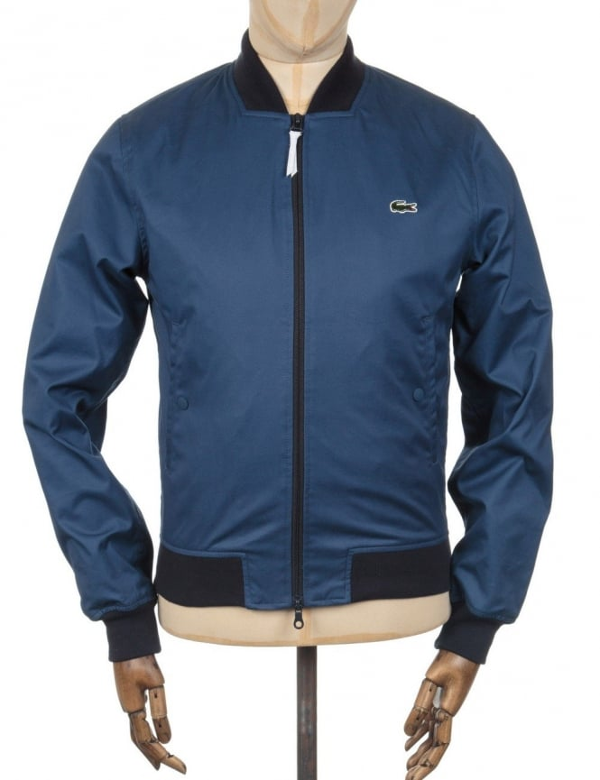 Lacoste Live Blouson Jacket - Philippines Blue/Eclipse