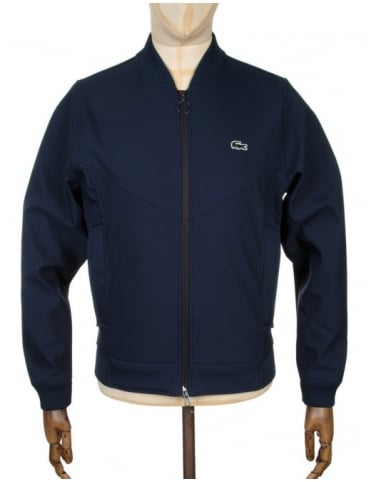 Track Jacket - Navy Blue