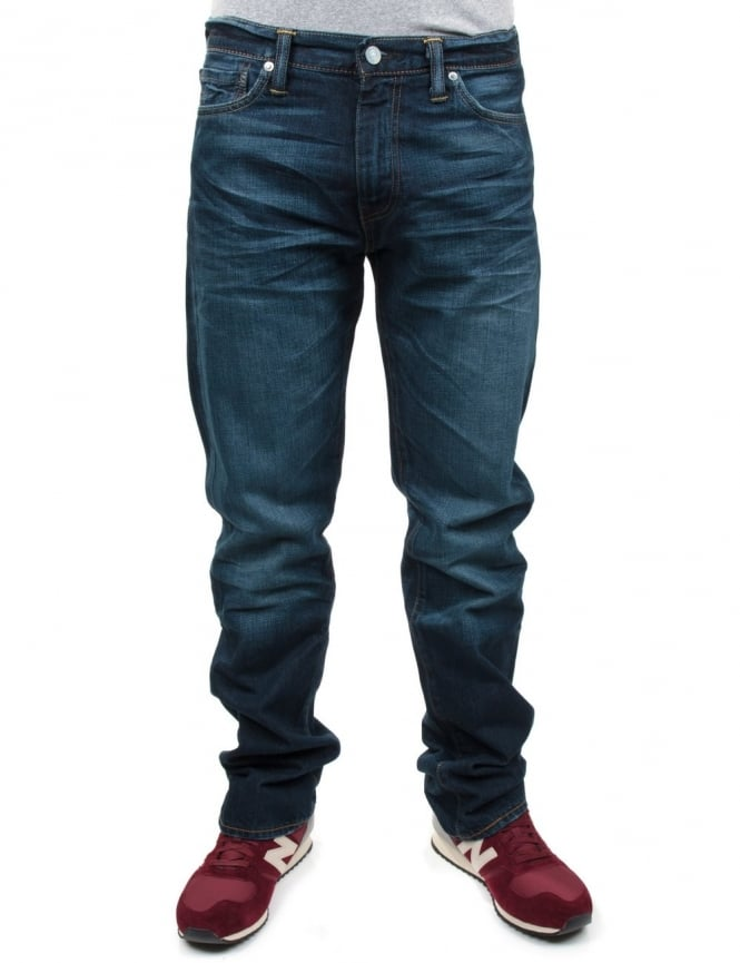 Levi's 504 Regular Straight Fit - Blue Moon