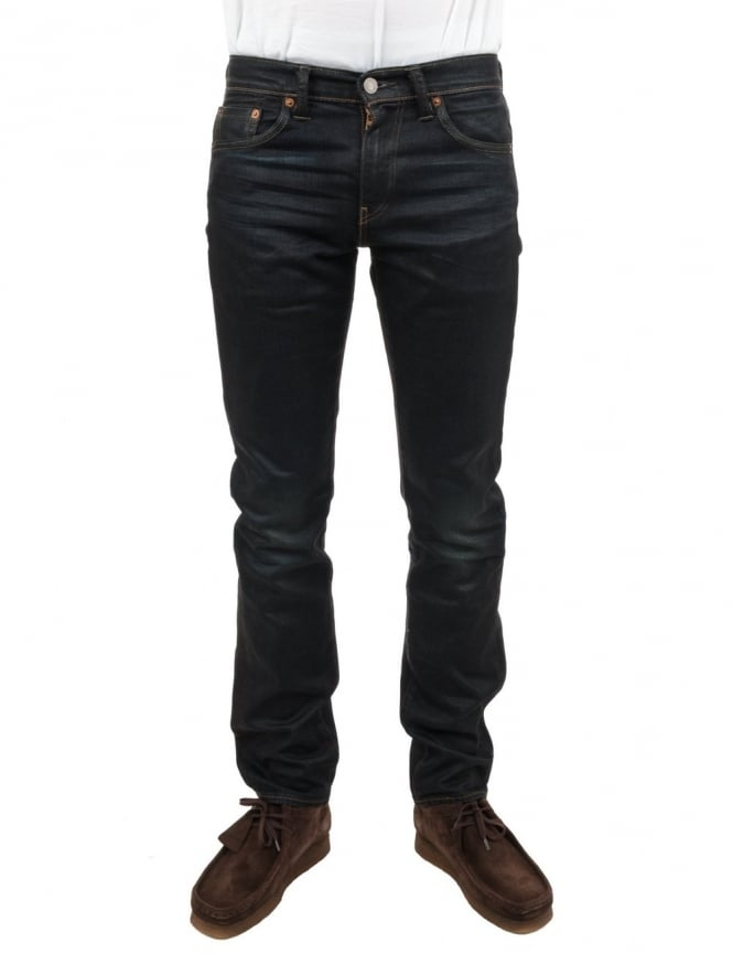 Levi's 511 Slim Fit B Wax - Blue