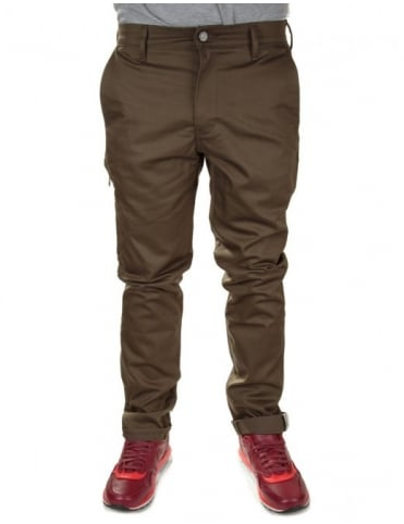 Levi's Commuter 508 Trousers - Olive