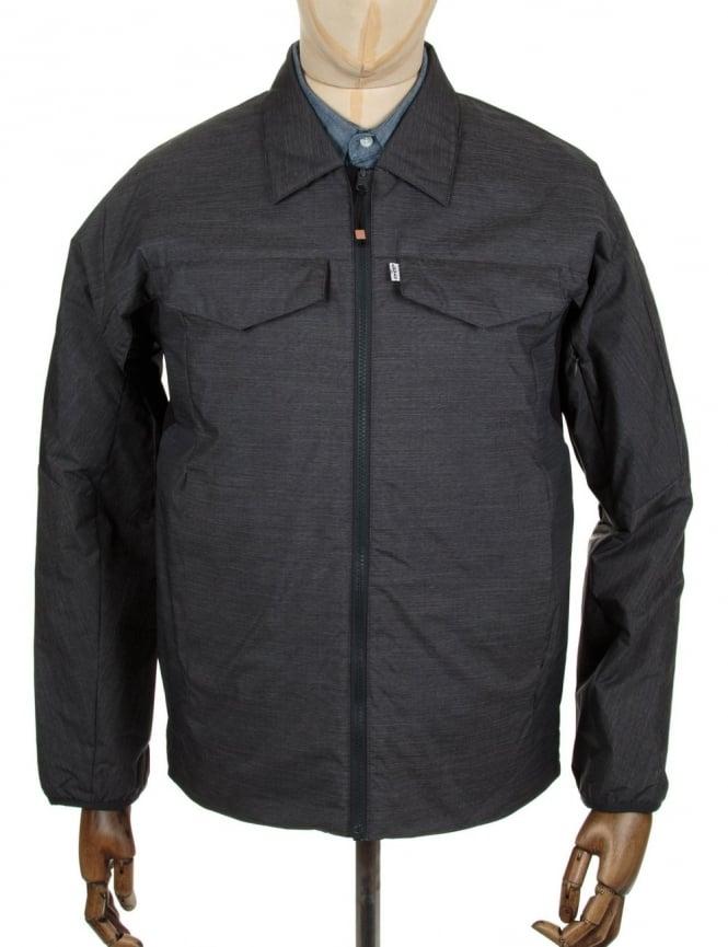 Levi's Commuter Midlayer Jacket - Charcoal