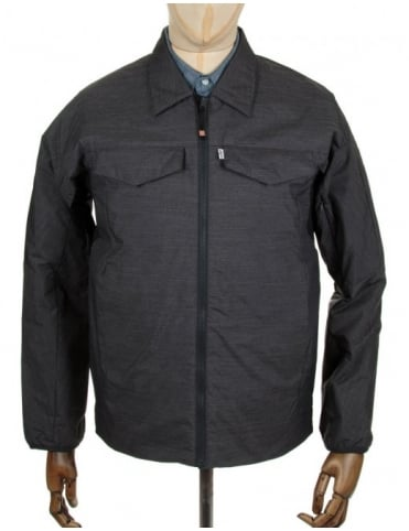 Levi's Commuter Midlayer Jacket - Charcoal
