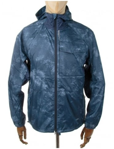 Levi's Commuter Packable Shell Jacket - Blue