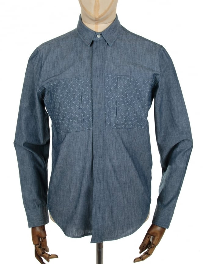 Levi's Commuter Shirt - Indigo