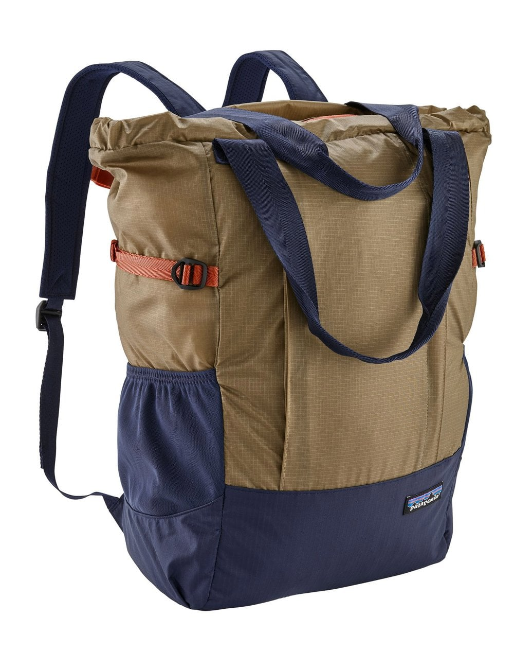 Lightweight Travel Tote Bag Mojave Khaki