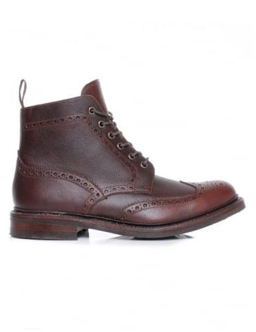 Loake Bedale Boot - Mahogany
