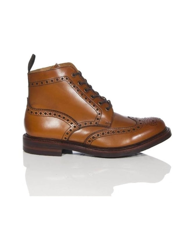 Loake Bedale Boot - Tan