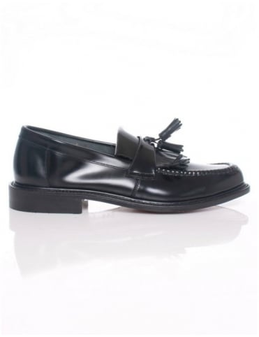 Loake Brighton Shoes - Black
