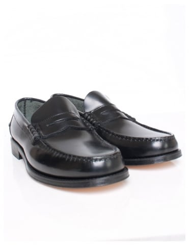 Loake Princeton Shoes - Black