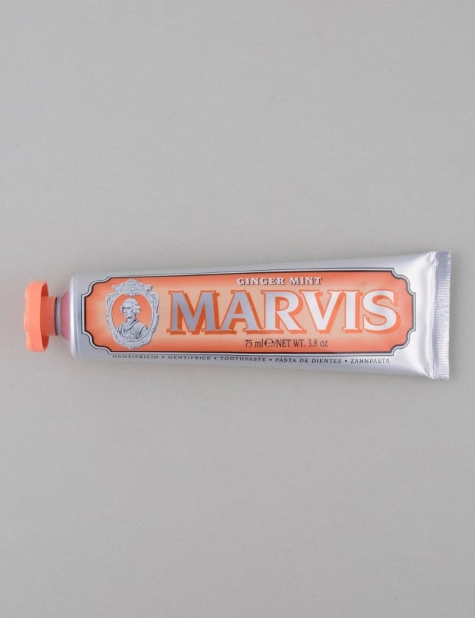 Marvis Ginger Mint - Toothpaste(75ml)