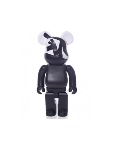 Medicom Cap and Pep 400% Bearbrick
