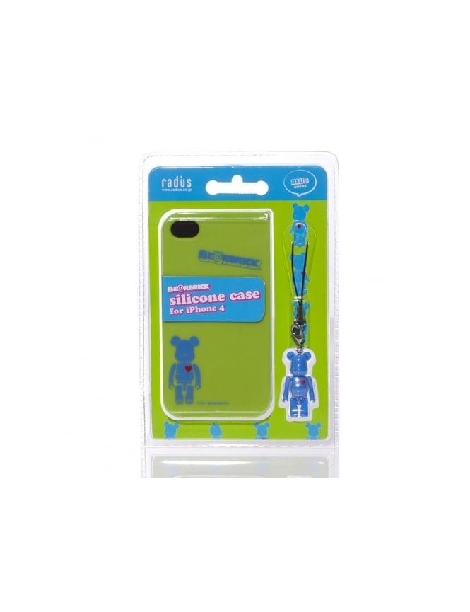 Medicom iPhone 4 Case - Blue/Green