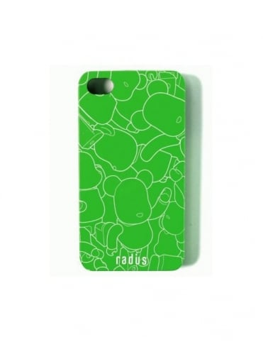 iPhone 4 Case - Green