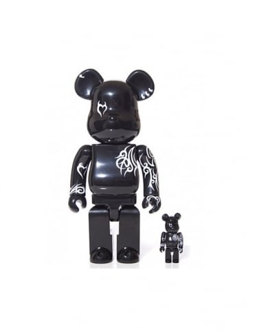 Medicom Jwyed 400% & 100% Bearbrick