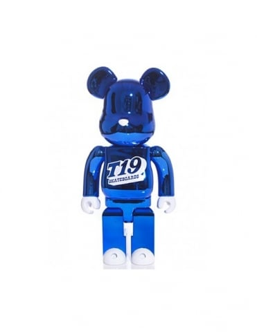 Medicom T19 Skateboards 400% Bearbrick