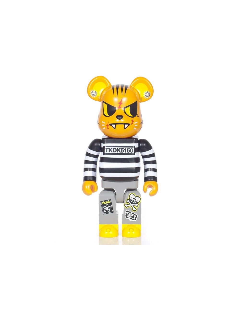 info for 7f6fe b248e Tokidoki - Tiger 400% Bearbrick