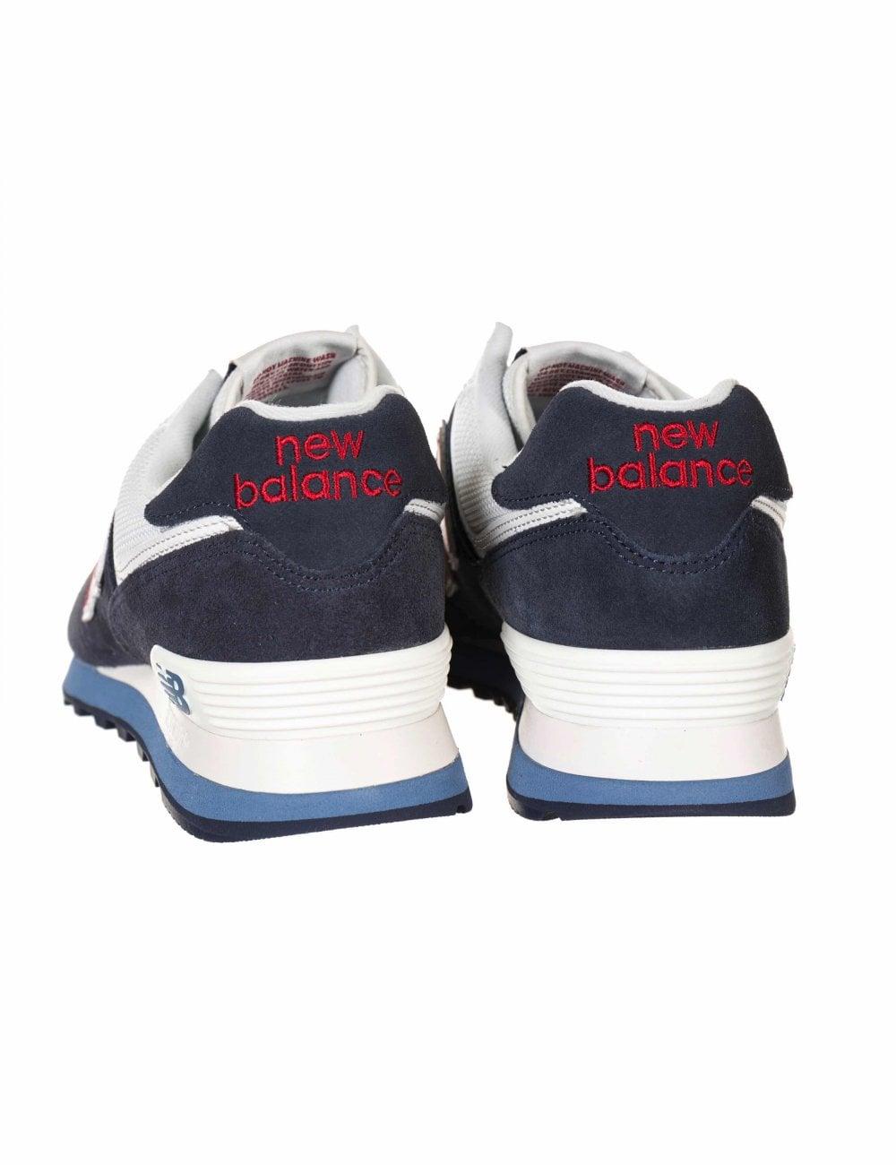 check out d6ba7 c9183 ML574ESC Trainers - Blue