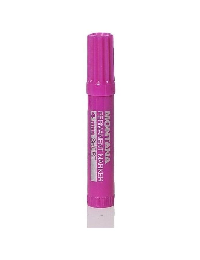 Montana Black 4mm Short Pen - Pink