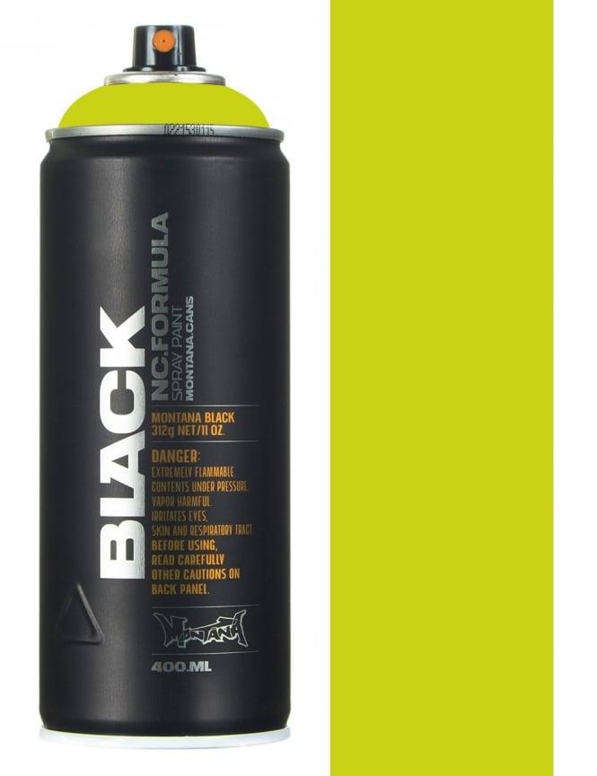 Montana Black Acid Spray Paint - 400ml