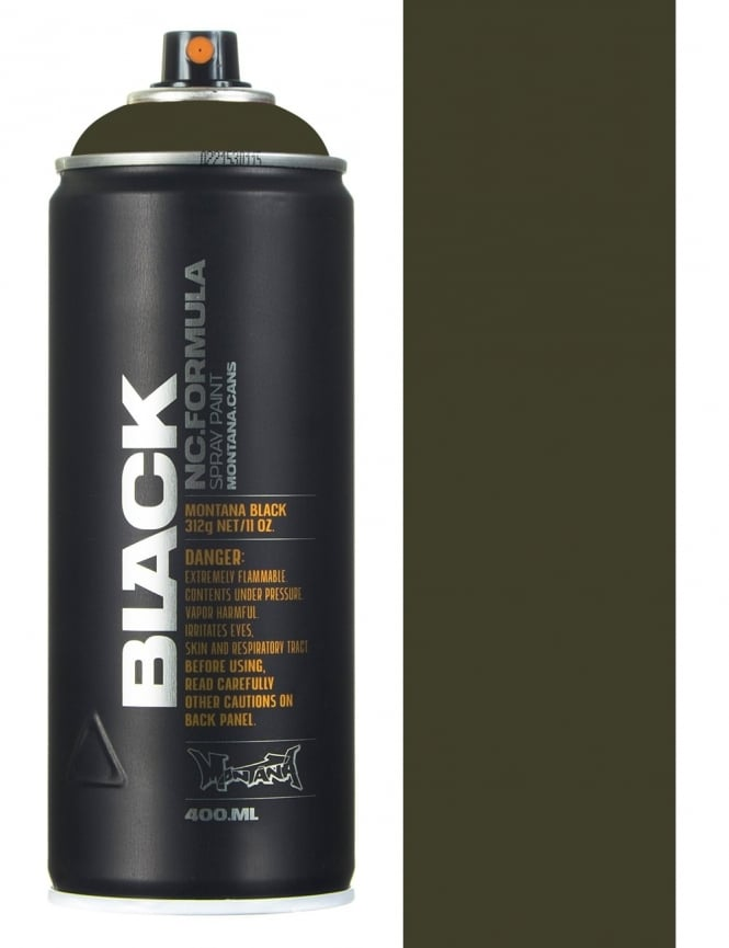 Montana Black B.A. Bosko Spray Paint - 400ml