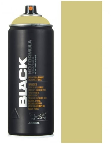 Montana Black Bamboo Spray Paint - 400ml