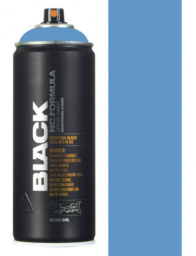 Montana Black Blue Lagoon Spray Paint - 400ml
