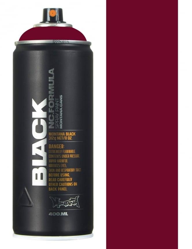 Montana Black Cardinal Spray Paint - 400ml
