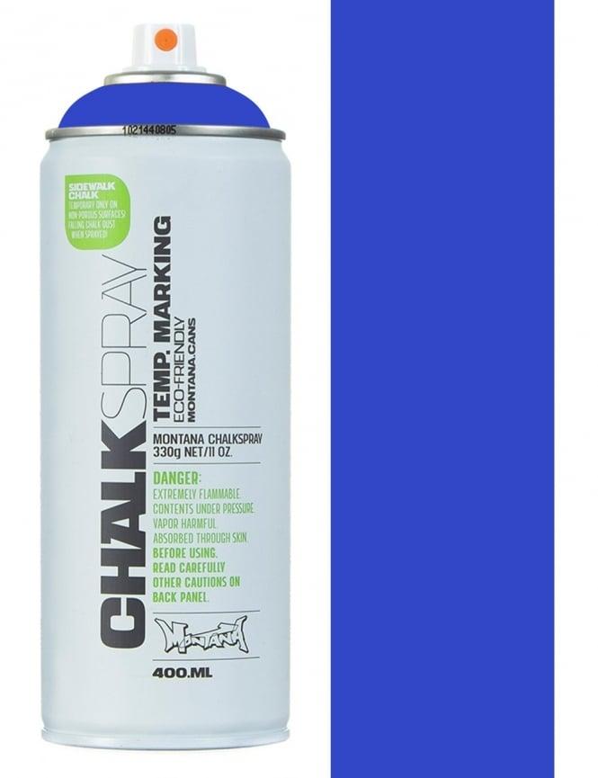 Montana Black Chalk Spray - Blue