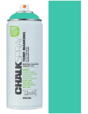 Montana Black Chalk Spray - Turquoise
