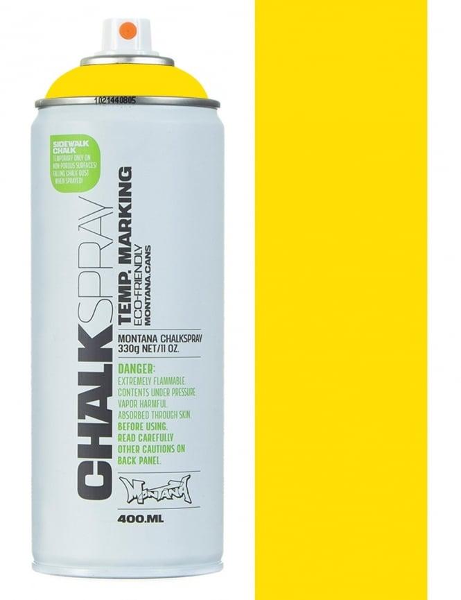 Montana Black Chalk Spray Yellow Spray Paint From Fat