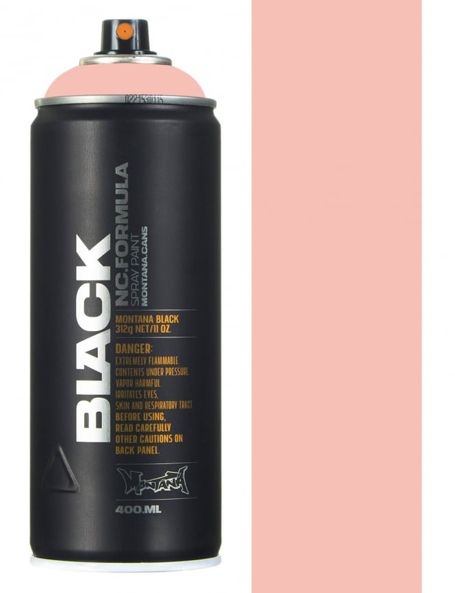 Montana Black Cocktail Spray Paint - 400ml
