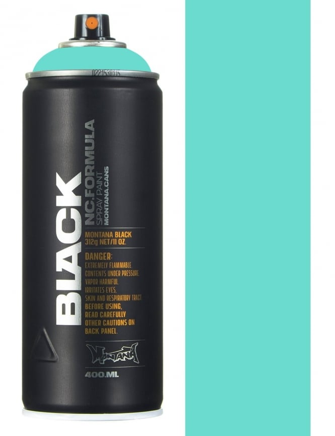 Montana Black Drops Spray Paint - 400ml