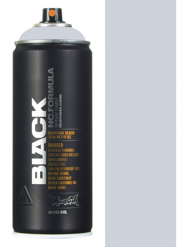 Montana Black Edelgard Spray Paint - 400ml