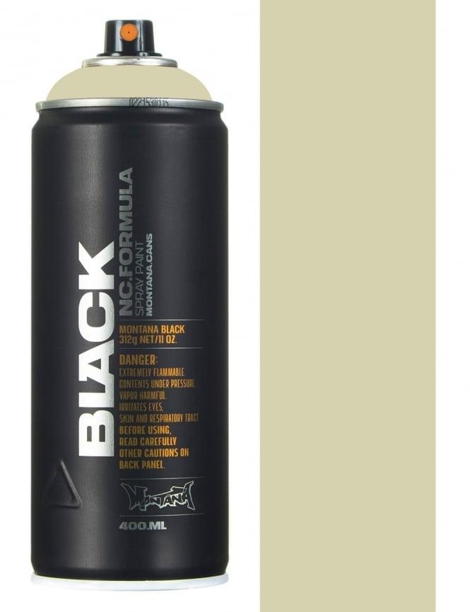 Montana Black Face Spray Paint - 400ml