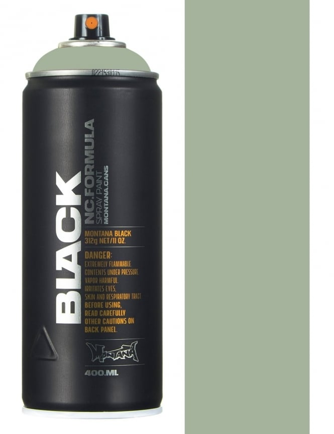 Montana Black Fog Spray Paint - 400ml