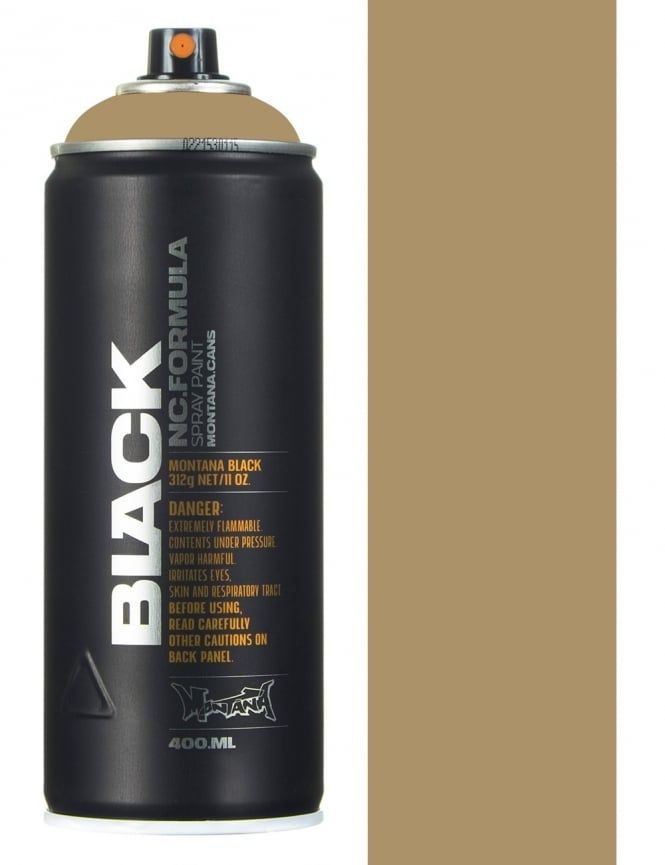 Montana Black Gobi Spray Paint - 400ml