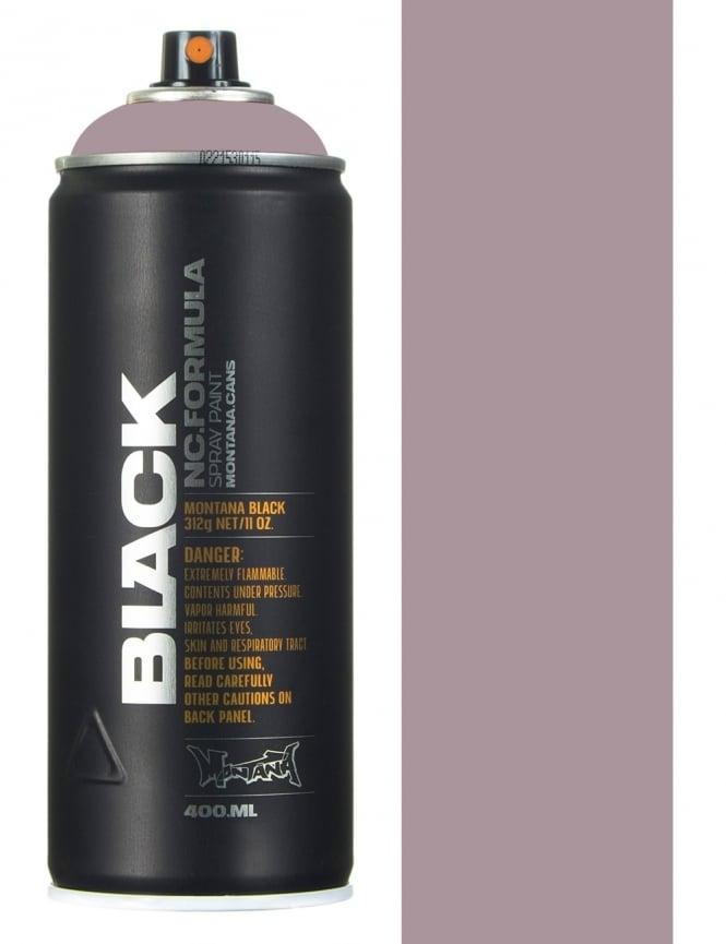 Montana Black Gut Spray Paint - 400ml
