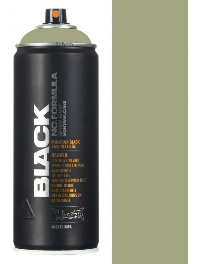 Montana Black Hannibal Spray Paint - 400ml