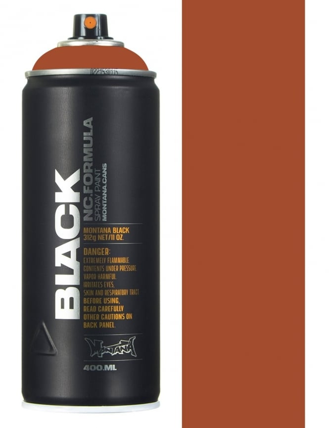 Montana Black Hazel Spray Paint - 400ml