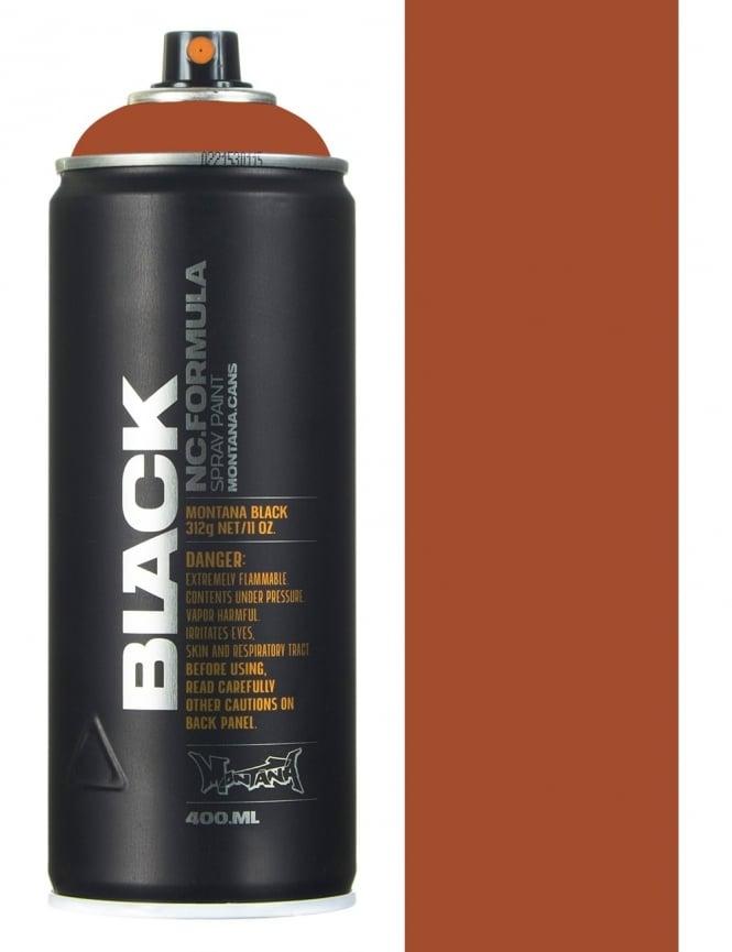 Montana Black Hazel Spray Paint - 400ml