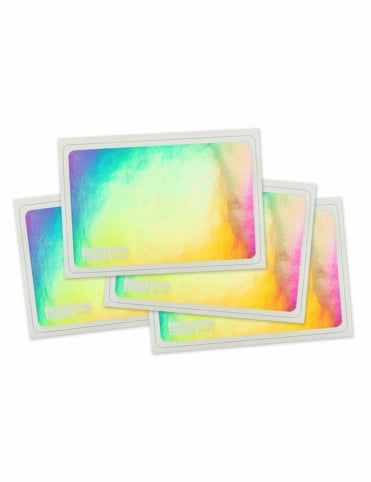Hologram Eggshell Stickers