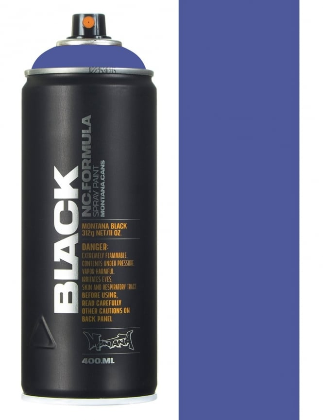 Montana Black Imgard Spray Paint - 400ml