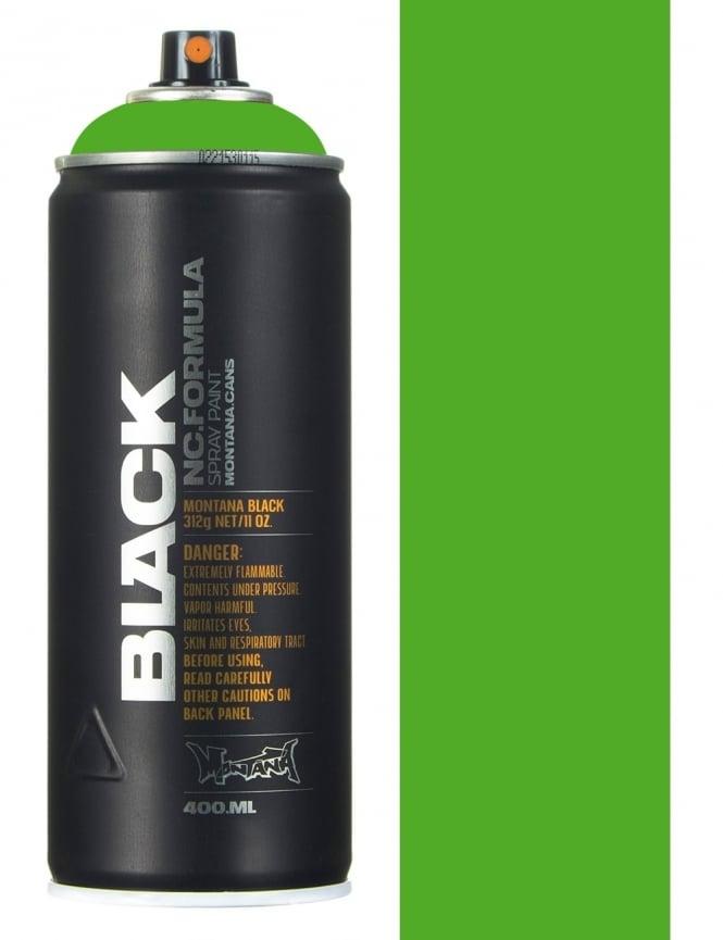 Montana Black Irish Green Spray Paint - 400ml