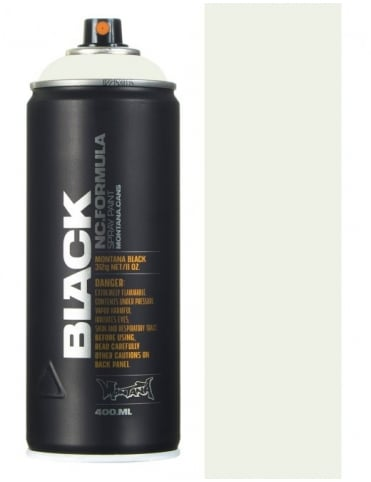 Montana Black Jaws Spray Paint - 400ml