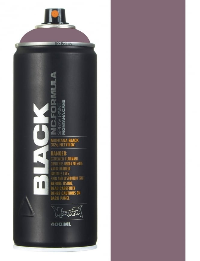 Montana Black Kidney Spray Paint - 400ml