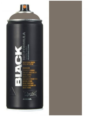 Montana Black Lambrate Spray Paint - 400ml