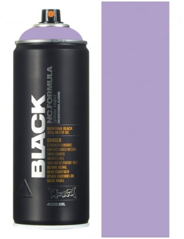 Montana Black Lavender Spray Paint - 400ml