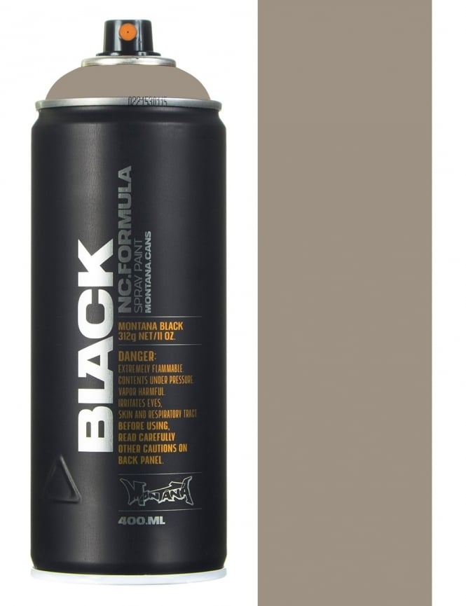 Montana Black Lenox Spray Paint - 400ml