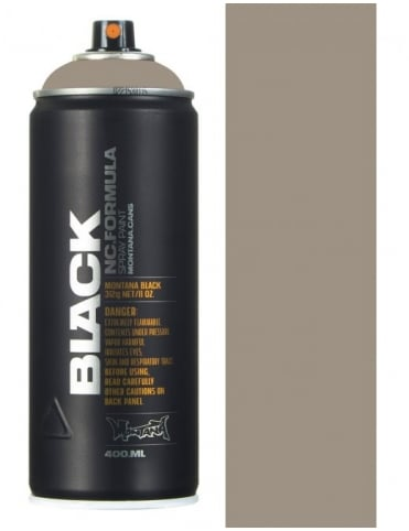 Montana Black Lenox Spray Paint - 400ml